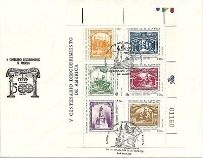 Christopher Columbus Covers & Ephemera (75) Items Mainly Fdcs For 1992 500Th Ann