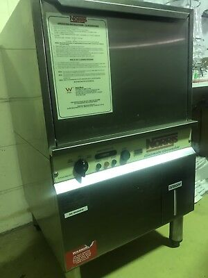 Commercial Norris Glasswasher