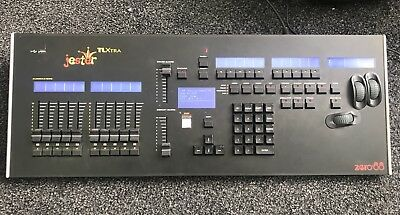 Zero88 Jester TLXtra 512DMX - like brand new lighting control desk