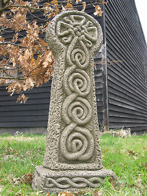 Celtic Cross - Garden Cross - Stone Celtic Cross