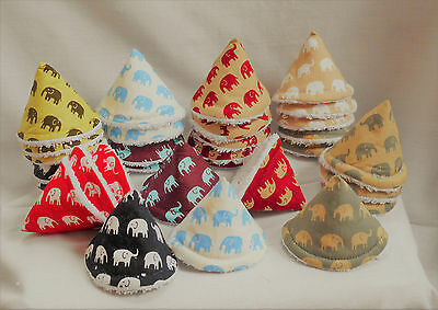 **reduced** PEEPEE TEEPEES SETS OF 3...LITTLE ELEPHANTS