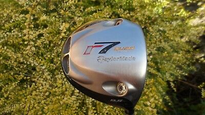 Taylor Made R7 Quad, Right Handed Graphite Shafted 9.5 Degree Driver,