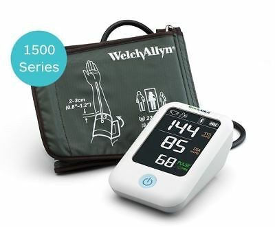 WELCH ALLYN Home 1500  Blood Pressure Monitor H-BP100SBP Smartphone Connectivity