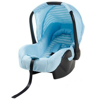 My Babiie Group 0+ Baby Blue Stripes Car Seat