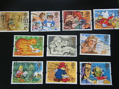 1994 - Greetings - Messages - good used set of 10