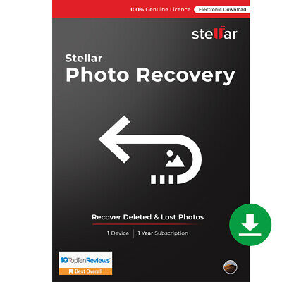 Stellar Photo Recovery Software Mac Standard Recover Deleted Photos Download