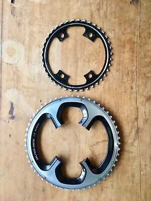 Shimano Dura Ace 9000 53x39 Chainrings