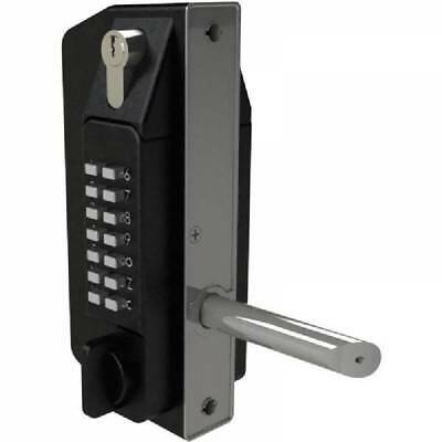 Double Sided Gate Lock | Home Interior Design