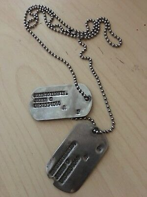 how to read ww2 navy dog tags