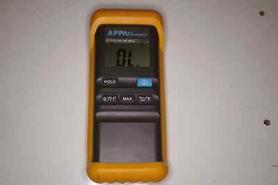 APPA 51 digital thermometer K type