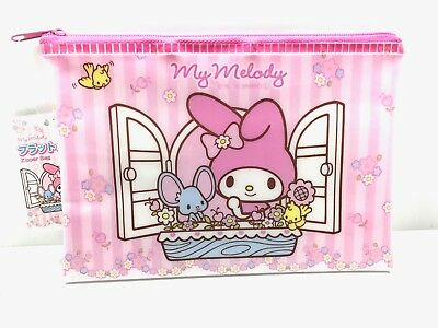 My Melody Zipper Bag from Japan