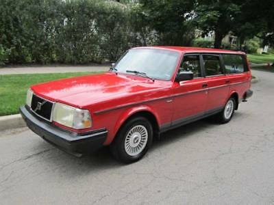 1993 Volvo 240  1993 240 Volvo Wagon, Automatic, Well-maintained, Clean, Garaged.  A Must See!