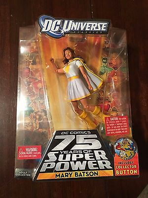 Mary Marvel DC Classics Figure Captain Marvel DC Collectibles Direct