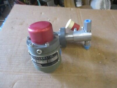 Williams-Oscillamatic, Pneumatic- Oscillator Pump Controller #52816R New