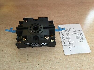 Relay Socket DIN Rail  ATC180041              Z2119