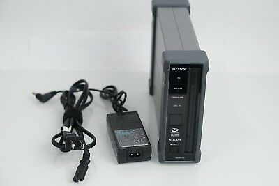Sony PDW-U1 XDCAM Dual Layer Disk Player/Recorder for PDW-700 F335 *7 Laser HRS*