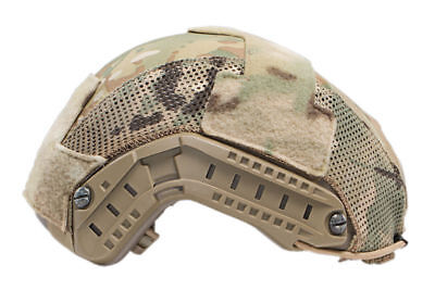 First Spear Crye Multicam Ops-Core FAST Viper Hybrid Mesh Helmet Cover Large