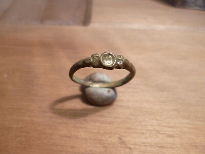 Gorgeous Tudor Decorated Ring-Metal Detecting Find