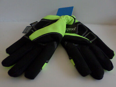 West Chester Dirty Work Cold Weather Waterproof Work Gloves  Size L    NWT