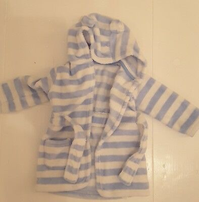dressing gown boys 6-9 months