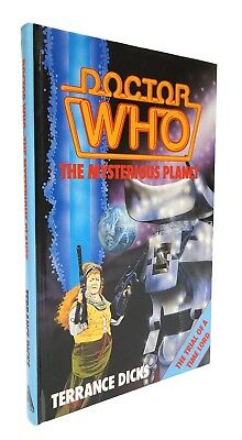 Doctor Who: The Mysterious Planet - FIRST EDITION Hardback - W.H. Allen, 1987