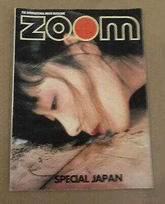 ZOOM IMAGE MAGAZINE - 1987 Special Japan PHOTOGRAPHY No 35