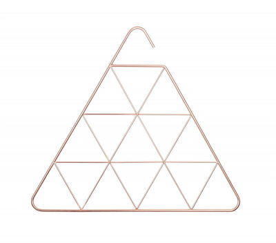 Umbra Metal Triangle Pendant Scarf  Accessories Hanging Holder