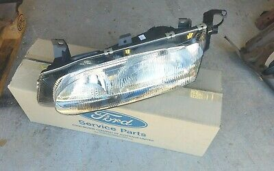 Nos New Genuine Ford Lh Headlamp El Falcon Futura Gli