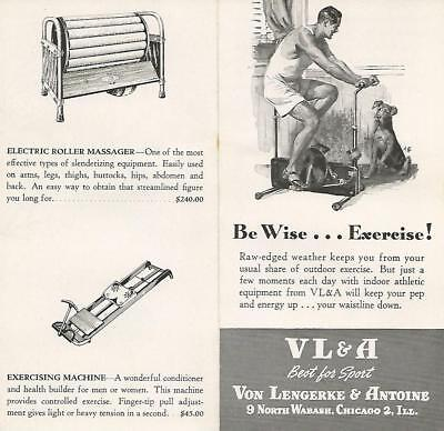 Abercrombie & Fitch / Vl&a~ Outfitters Vintage Catalog Pamphlet Brochure #13