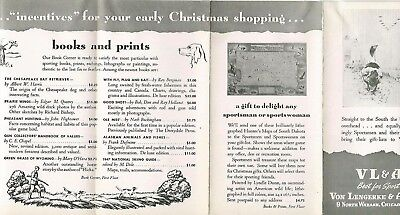 Abercrombie & Fitch / Vl&a~ Outfitters Vintage Catalog Pamphlet Brochure #16