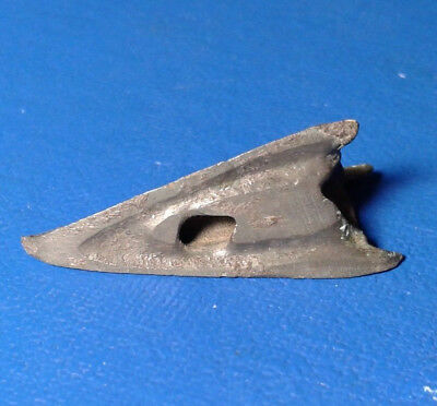 Ancient Greece, 5th-4th century BC. Bronze arrowhead.