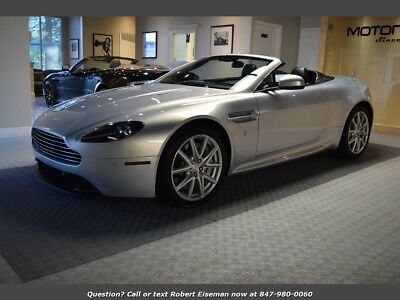 2015 Aston Martin Vantage Roadster 2015 Aston Martin Vantage Roadster F1 ONLY 2k MILES, FACTORY WARRANTY