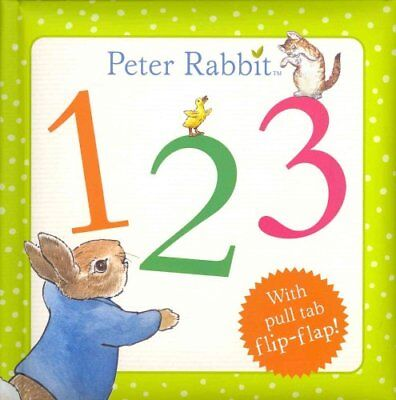 Peter Rabbit 123 by Beatrix Potter 9780723268673 (Board book, 2013)