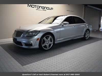 2010 Mercedes-Benz S-Class S 63 AMG 2010 Mercedes-Benz S 63 AMG MSRP $145k, Rear Seat Package, Pano, Night Vision FL