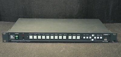 Kramer VP-728 Video Audio Presentation Switcher Scaler