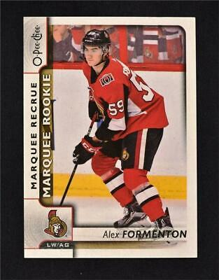 2017-18 UD Series 2 O-Pee-Chee OPC Rookie Update #647 Alex Formenton