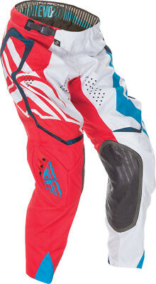 Fly Racing Evolution Switchback 2.0 Pant Red/White/Blue Sz 28S 369-23228S
