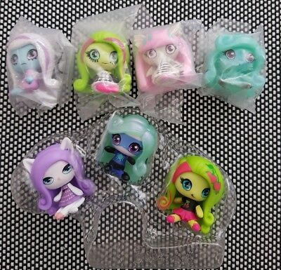 Monster High Minis x 7 Collectables. Mixed.