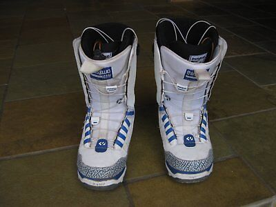 Snow Board Boots - Brand Thirty Two fast track  Size 9