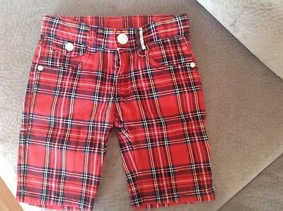 NWOT boys Rock Your Baby shorts size 5