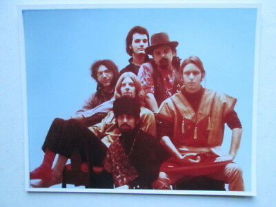 """Early  """"Grateful Dead Color 8 x 10 Photo""""  Very Nice"""