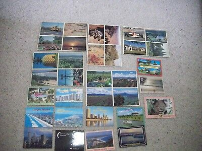 Bulk Collection Of New 70's Australian Postcards  33 In Total In Steve Parish