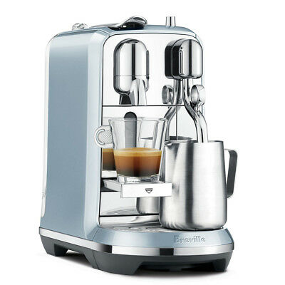 NEW Breville Nespresso Creatista Blueberry Granita Machine