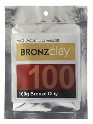 Bronze Metal Clay Jewellery and Crafting Medium