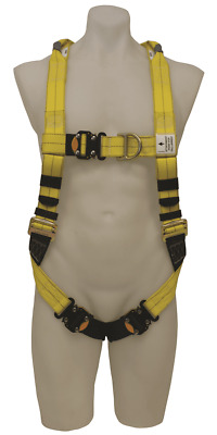 DBI Sala DELTA RIGGERS HARNESS Quick Connect Buckles *USA Brand- Size M, L Or XL
