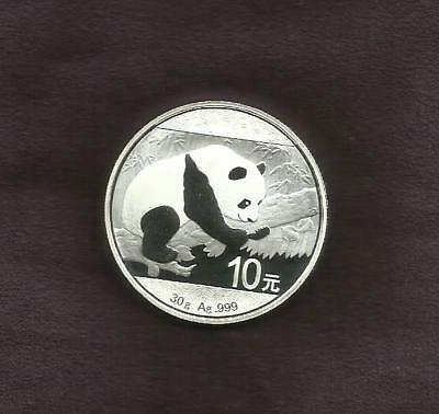 1 Oz Silver 999 - Panda 2016 - Look At Sale