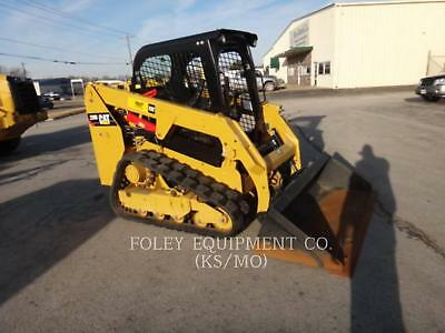2016 CATERPILLAR 239D Skid Steer Loaders