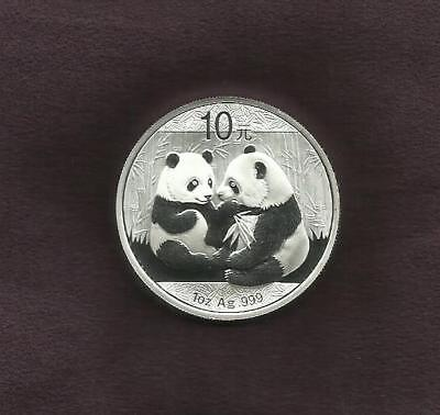 1 OZ SILVER COIN 999 - PANDA 2009 - SCARCE - Find Another