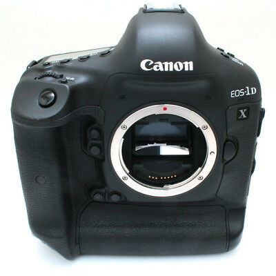Canon EOS 1D X 18.1MP Digital SLR Camera Black Body Excellent from Japan F/S