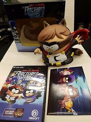 South Park Collectors Edition Cartman Coon Statue Postkarten PX Emty Packung